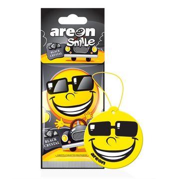 Areon Smile Dry – odświeżacz do samochodu Black Crystal (1 szt.)