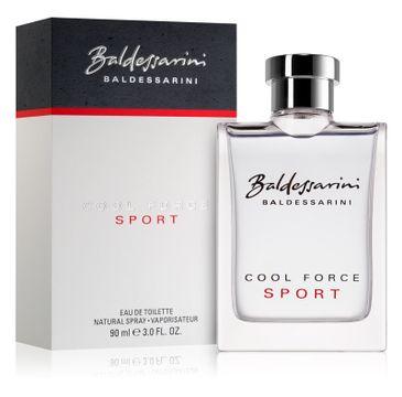 Baldessarini Cool Force Sport woda toaletowa 90ml