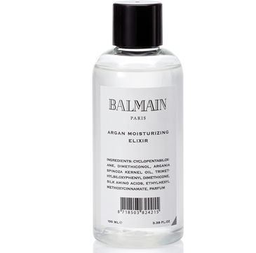 Balmain Argan Moisturizing Elixir rewitalizująco-nawilżające serum do włosów z olejkiem arganowym 100ml