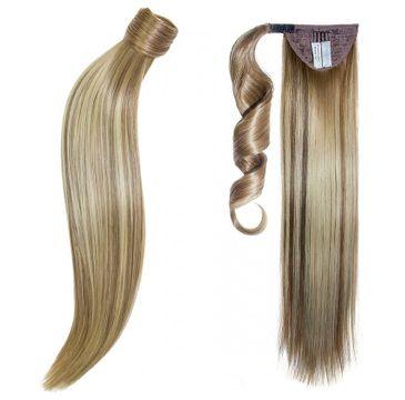 Balmain Catwalk Ponytail Memory Hair 55cm dopinka z włosów syntetycznych Los Angeles