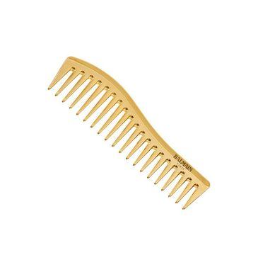 Balmain Golden Styling Comb profesjonalny złoty grzebień do stylizacji