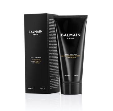 Balmain Homme Hair & Body Wash żel do mycia ciała i włosów (200 ml)