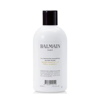 Balmain Illuminating Shampoo Silver Pearl szampon korygujący odcień do włosów blond i siwych 300ml