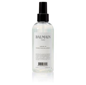 Balmain Leave-in Conditioning Spray od偶ywcza mgie艂ka u艂atwiaj膮ca rozczesywanie w艂os贸w 200ml