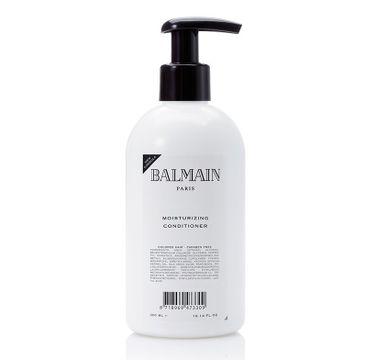 Balmain Moisturizing Conditioner nawilżająca odżywka do włosów z olejkiem arganowym 300ml