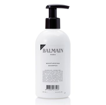 Balmain Moisturizing Shampoo nawilżający szampon do włosów z olejkiem arganowym 300ml