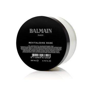 Balmain Revitalizing Mask maska do włosów 200 ml