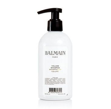 Balmain Volume Shampoo odżywczy szampon do włosów nadający objętość i połysk 300ml