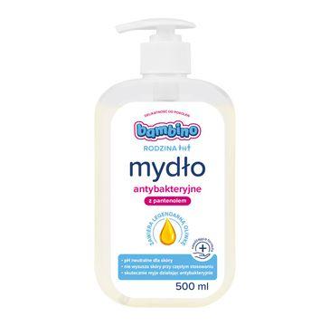 Bambino – antybakteryjne mydło do mycia rąk (500 ml)