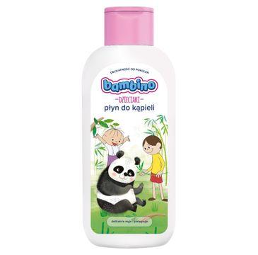 Bambino Dzieciaki - w wannie płyn do kąpieli dla dzieci i niemowląt 400 ml