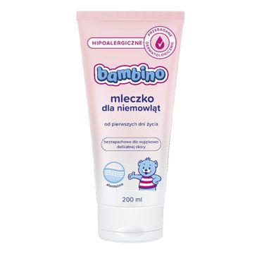 Bambino mleczko dla niemowląt bezzapachowe 200 ml