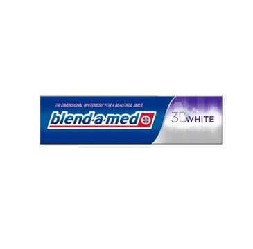 Blend-a-med 3DWhite pasta do zębów (100 ml)