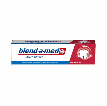 Blend-A-Med Anti Cavity Original Pasta Do Zębów (100 ml)
