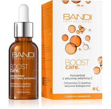 Bandi Boost Care Koncentrat z aktywną witaminą C (30 ml)