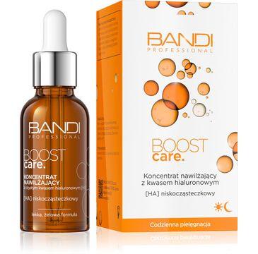 Bandi Boost Care Koncentrat nawilżający z kwasem hialuronowym (30 ml)