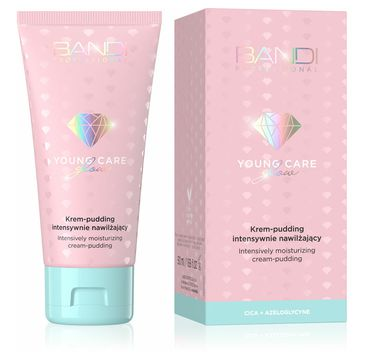 Bandi – Krem-Pudding Nawilżający do Twarzy Young Care Glow (50 ml)