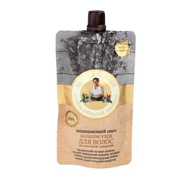 Bania Agafii balsam do włosów farbowanych ochrona koloru (100 ml)