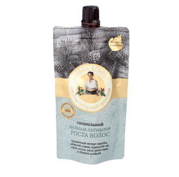 Bania Agafii balsam do włosów osłabionych aktywator wzrostu 100 ml