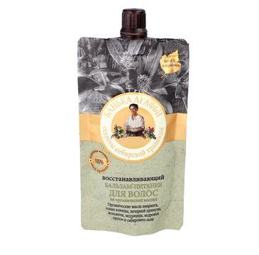 Bania Agafii balsam do włosów suchych i osłabionych odżywczo-regeneracyjny 100 ml