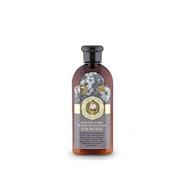 Bania Agafii szampon - balsam do każdego rodzaju włosów 350 ml
