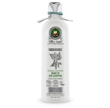 Bania Agafii White Agafia Birch Shampoo brzozowy szampon do włosów (280 ml)