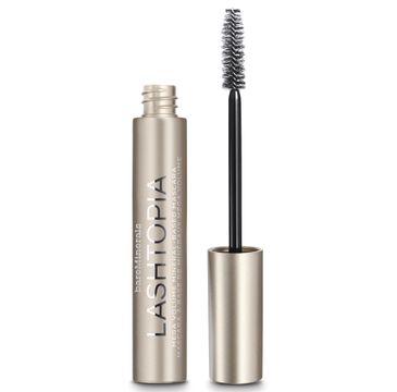 bareMinerals Lashtopia Mega Volume Mineral-Based Mascara tusz do rzęs zwiększający objętość Ultimate Black (12 ml)