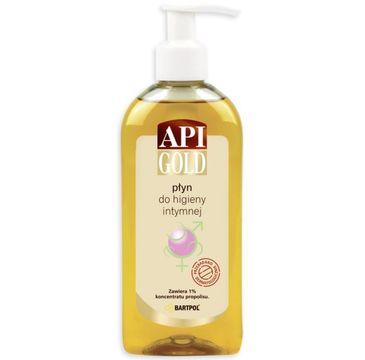 Bartpol Api Gold płyn do higieny intymnej z koncentratem propolisu 280ml