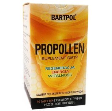 Bartpol Propollen suplement diety 60 tabletek