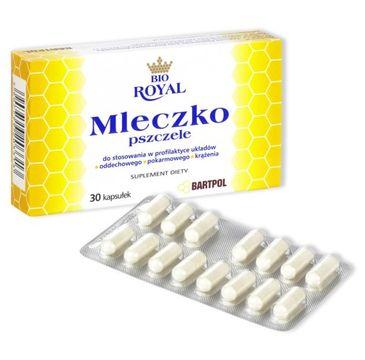 Bartpol Royal Mleczko Pszczele suplement diety 30 kapsułek