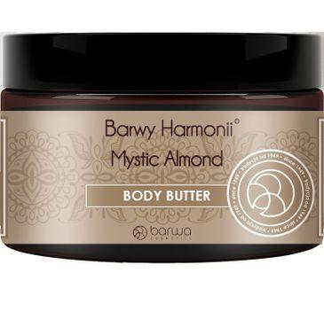 Barwa – Barwy Harmonii Masło do ciała Mystic Almond (220 ml)