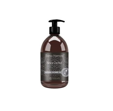 Barwa Barwy Harmonii Natural Shower Oil olejek pod prysznic Black Orchid 440ml