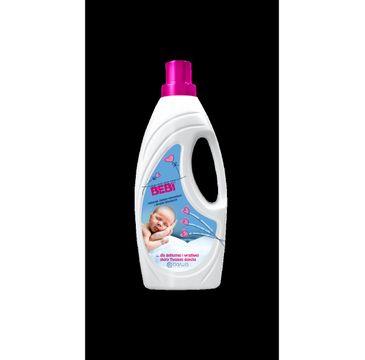 Barwa Bebi płyn do prania pieluszek bielizny niemowlęcej i ubranek dziecięcych 1l
