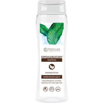 Barwa – Hipoalergiczna Szampon odbudowujący bezzapachowy (400 ml)