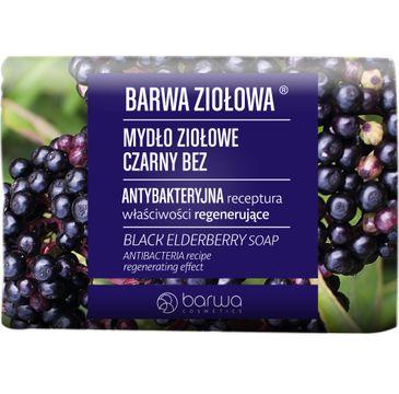 Barwa – Mydło ziołowe Czarny Bez (100 g)