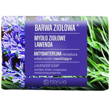 Barwa – Mydło ziołowe Lawenda (100 g)
