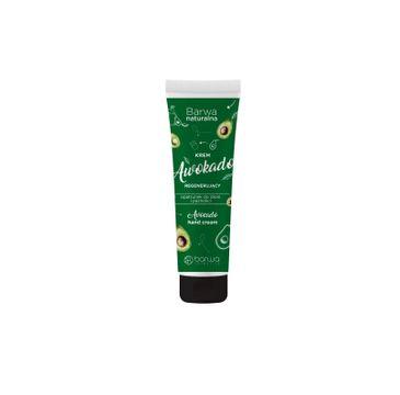 Barwa – Naturalna Awokado Krem-opatrunek do dłoni i paznokci - regenerujący (100 ml)