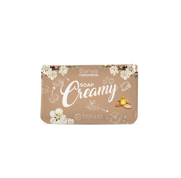BARWA Naturalna Mydło w kostce Creamy (100 g)