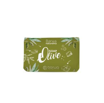 BARWA Naturalna Mydło w kostce Olive (100 g)