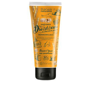 Barwa Naturalna wzmacniająca drożdżowa odżywka do włosów (200 ml)