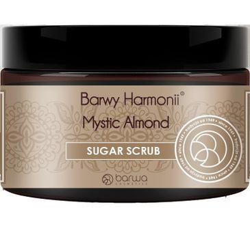 Barwa – Peeling cukrowy Mystic Almond Barwy Harmonii (250 ml)