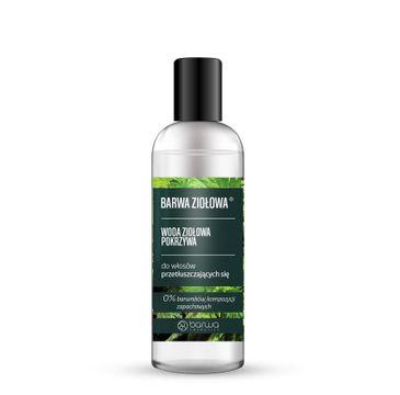 Barwa Woda pokrzywowa do włosów przetłuszczających się (95 ml)
