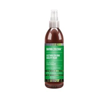 Barwa Ziołowa odżywka ziołowa do włosów przetłuszczających się w spray'u Skrzyp Polny (250 ml)