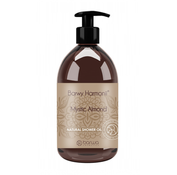 Barwa – Olejek pod prysznic Mystic Almond Barwy Harmonii (250 ml)