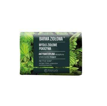 Barwa – Mydło ziołowe Pokrzywa (100 g)
