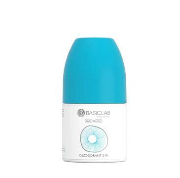 BasicLab Anti-Perspiris antyperspirant w kulce 24h (60 ml)