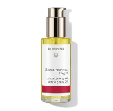 Dr. Hauschka Vitalising Body Oil – olejek do ciała Lemon & Lemongrass (75 ml)