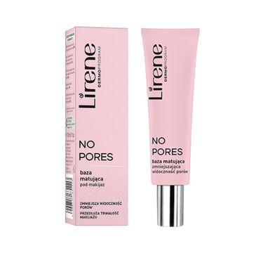 Lirene No Pores baza matująca pod makijaż (30 ml)