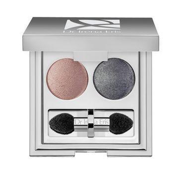 Dr Irena Eris Twin Eyeshadow – podwójne cienie do powiek 201 Majestic Grey (0.75 g)