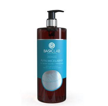 BasicLab Micellis (płyn micelarny do skóry suchej i wrażliwej 500 ml)