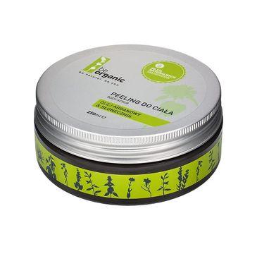 Be Organic Body Scrub peeling do ciała Olej Arganowy & Słonecznik 250ml